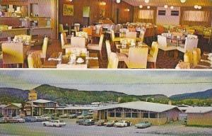 New Mexico South Raton Sands Manor Motel &  Restaurant