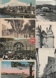 France - French Postcard Lot of 63 Worth A Look! - 01.04