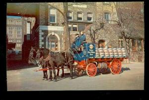WI, Old Milwaukee, Wisconsin, Brewery Wagon, L.L. Cook