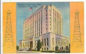 Court House, Oklahoma City, Oklahoma, 30-40s