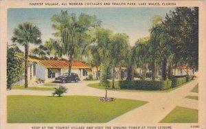 Florida Lake Wales Tourist Village 1940