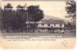 Willow Brook House, Brodhead Bridge