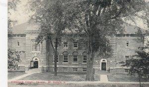 MT VERNON , Iowa , 1910 ; Gymn , Cornell College