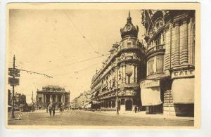 Montpellier (Herault), France, 10-30s, Place de la Comedie, Le Theatre