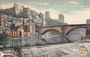 uk17889 durham framwellgate bridge uk