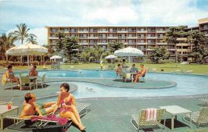 4344  HI Kaanapli, Maui 1970's  Kaanapali Beach Hotel