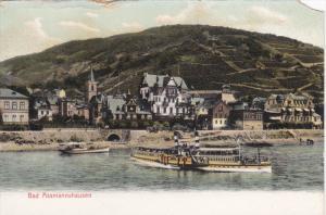 HESSE, Germany, 1900-1910's; Bad Assmannshausen