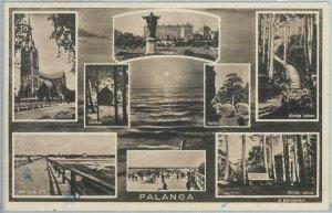 79886  -  LITHUANIA  -  VINTAGE   POSTCARD  -  PALANGA   1940