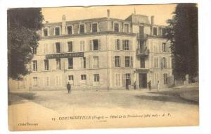 Contrexeville (Vosges).-Hotel de la Providence (cote sud), France , 00-10s