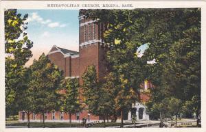 REGINA , Saskatchewan , Canada , 1910s; Metropolitan Church