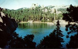 South Dakota Black Hills Sylvan Lake