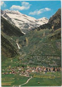 PARCINES m. 626 pr. Merano, Meran, Italy, 1979 used Postcard