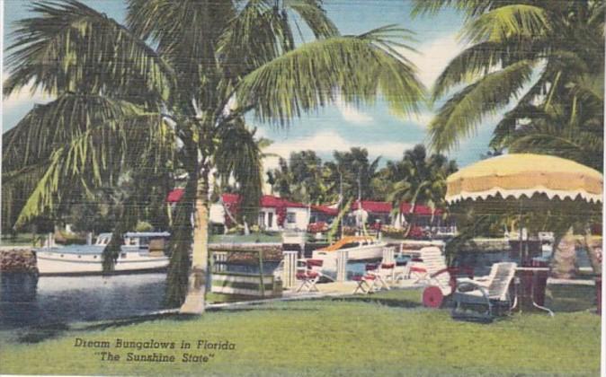 Dream Bungalows In Florida The Sunshine State Curteich