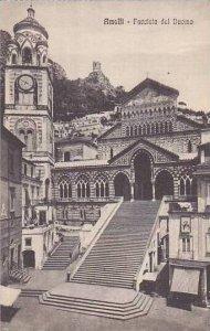Italy Amalfi Facciata del Duomo