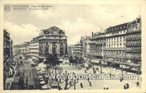 Brussels, Belgium, België, la Belgique, Belgien Broucher's Place  Broucher's...
