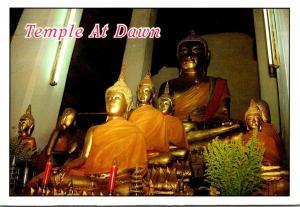 Thailand Bangkok The Wat-arun-rajavararam Temple Of Dawn 1995
