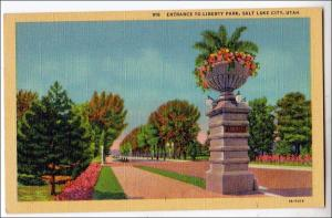 Liberty Park, Salt Lake City UT