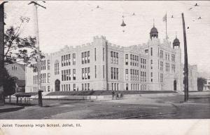 Joliet Township High School, JOLIET, Illinois, 1900-1910s
