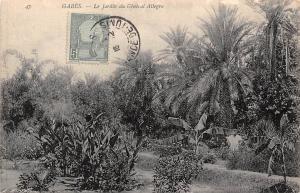 Tunisia Gabes Le JArdin du General Allegro 1908
