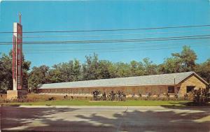 Traverse City Michigan~Munson Motor Inn Motel on US Highway 31 N~1967 Postcard