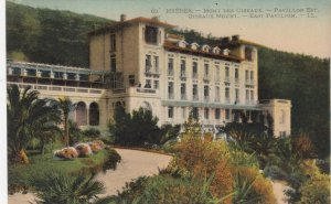 HYERES , France, 1900-10s ; Oiseaux Mount .- East Pavilion