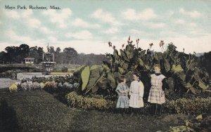 ROCHESTER, Minnesota, 1900-1910's; Mayo Park