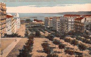 Boulevard Laferriere Guynemer Alger Algeria Unused