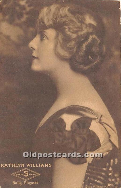 theater actor actress old vintage antique postcard post card postales pos