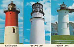 Lighthouses On Cape Cod Massachusetts