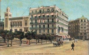 Algeria Algiers Alger La Depeche Algerienne Style Arabe 06.23