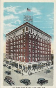 WICHITA FALLS , Texas , 1910s ; Kemp Hotel