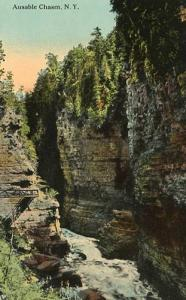 NY - Ausable Chasm