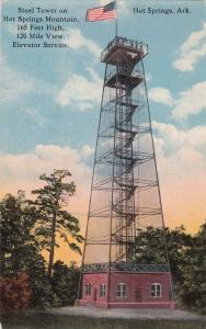 Steel Tower, Hot Springs Mountain, Hot Springs, Arkansas, 00-10s
