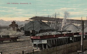 CLEVELAND , Ohio , 1912 ; Iron Industry