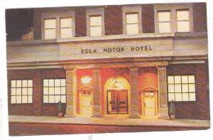 Eola Motor Hotel , Natchez , Mississippi , PU-1970