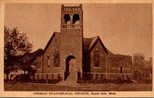 Michigan Royal Oak German Evangelical Church