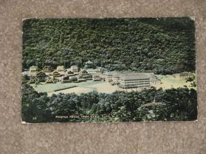 Profile House From Eagle Cliff, N.H.,  used vintage card