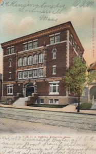 SOMERVILLE, Massachusetts, PU-1907; Y.M.C.A. Building