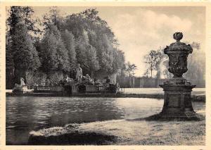 Belgium Chateau de Beloeil, Le Groupe de Neptune Statues