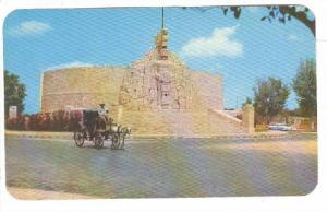 Fatherhood Monument, Merida, Yucatan, Mexico, 40-60s