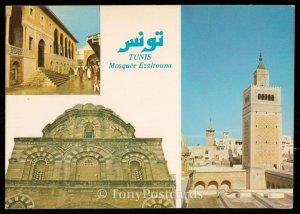 Tunis - Mosque Ezzitouna