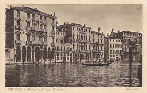 VENEZIA, Palazi sul Canal Grande, Veneto, Italy, 10-20s