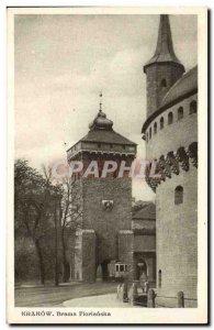 Poland - Poland - Poland - Krakow - Old Postcard
