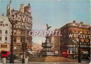 Modern Postcard Piccadilly Circus London