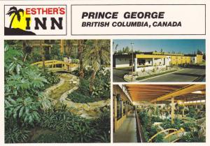 3-views,  Esther´s Inn, off Hwy 97 By-Pass,  Prince George,  B.C.,  Canada, ...