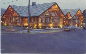 Morris' Fireside Restaurant Cannon Beach Oregon OR