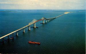 FL - St Petersburg. Sunshine Skyway Bridge