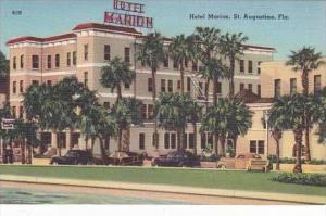 Florida St Augustine Hotel Marion