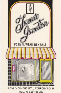 Tuxedo Junction , Formal Wear Rentals , TORONTO , Ontario , Canada , 50-60s