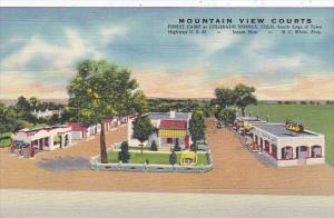Colorado Colorado Springs Mountain View Courts